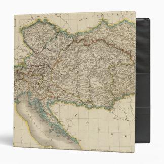 Austrian Empire 6 Vinyl Binders