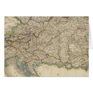 Austrian Empire 6 Greeting Card
