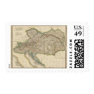Austrian Empire 6 Postage Stamp
