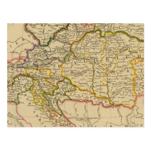 Austrian Empire 7 Postcard
