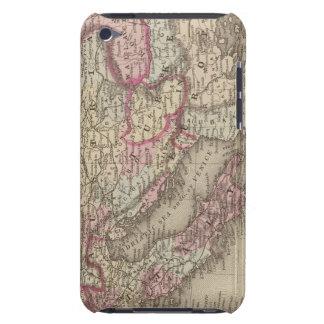 Austrian Empire, Italy, Turkey in Europe, Greece 2 iPod Case-Mate Case
