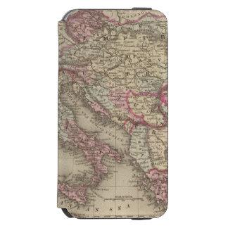 Austrian Empire, Italy, Turkey in Europe, Greece 2 Incipio Watson™ iPhone 6 Wallet Case