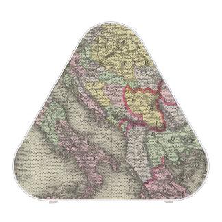 Austrian Empire, Italy, Turkey in Europe, Greece Bluetooth Speaker