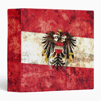 Austrian Flag Binder
