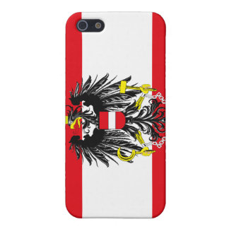 Austrian Flag Cases For iPhone 5