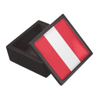Austrian Flag Premium Gift Box