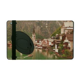 Austrian lakeside village of Hallstatt iPad Case