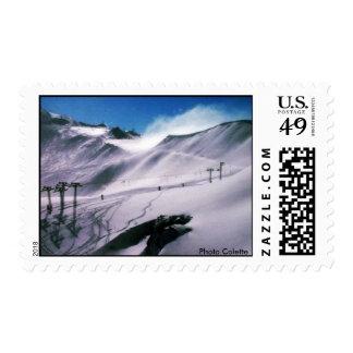 Austrian Mountain Photo Colette Stamps