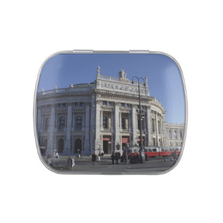 Austrian National Theatre Jelly Belly Candy Tin