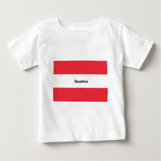 Austrian RedKneck Flag Baby T-Shirt