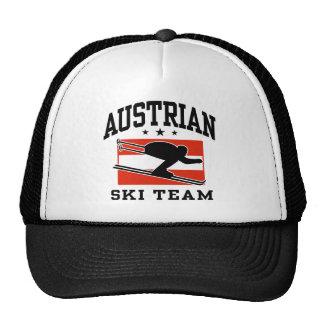 Austrian Ski Team Trucker Hat