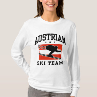 Austrian Ski Team T-Shirt