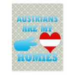 Austrians are my Homies Postcard