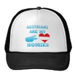Austrians are my Homies Trucker Hat
