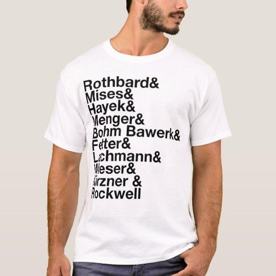 Austrians Helvetica Shirt