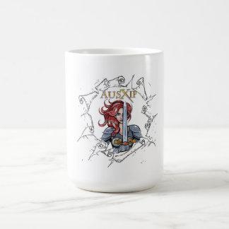 AUSXIP 20th Anniversary Warrior Mug