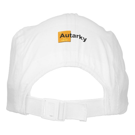"""Autarky"" hat"