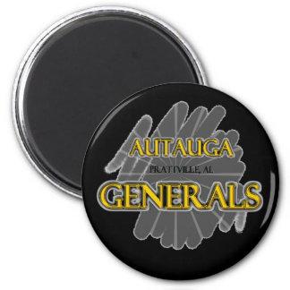 Autauga Academy Generals - Prattville, AL Magnet
