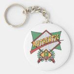 Authentic 13th Birthday Gifts Basic Round Button Keychain