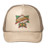 Authentic 2 Year Old Mesh Hats