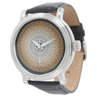 Authentic Aboriginal 'Ancestral Lands' Wristwatch