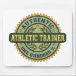 Authentic Athletic Trainer Mouse Mats