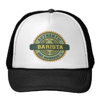Authentic Barista Trucker Hat