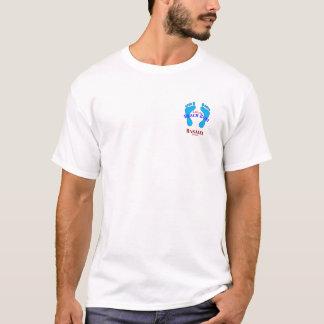Authentic Beach Bum Hanalei Hawaii T-Shirt