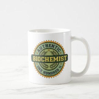 Authentic Biochemist Coffee Mug