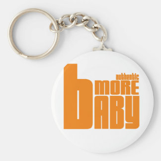 Authentic Bmore Baby Keychain