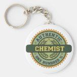 Authentic Chemist Keychains