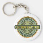 Authentic Chiropractor Key Chains
