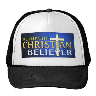 Authentic Christian believer gift design Trucker Hat
