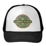 Authentic Clarinet Player Mesh Hats