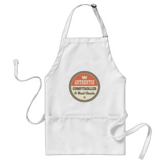 Authentic Comptroller A Real Classic Adult Apron