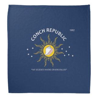 Authentic Conch Republic AVOID FAKES Bandana