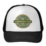 Authentic Conductor Trucker Hats