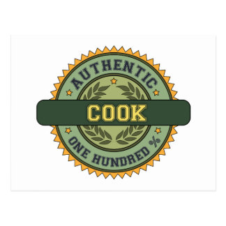 Authentic Cook Post Cards
