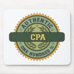 Authentic CPA Mouse Mats