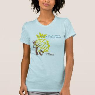 Authentic Cuban Woman T-shirt
