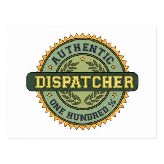 Authentic Dispatcher Post Cards