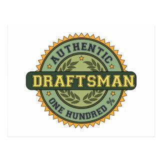Authentic Draftsman Postcards