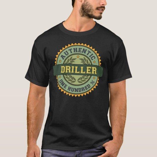 Authentic Driller T-Shirt