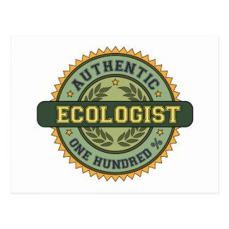Authentic Ecologist Postcards
