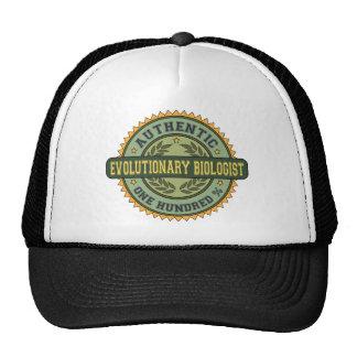 Authentic Evolutionary Biologist Trucker Hat