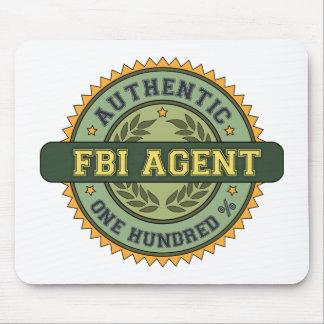Authentic FBI Agent Mouse Pad