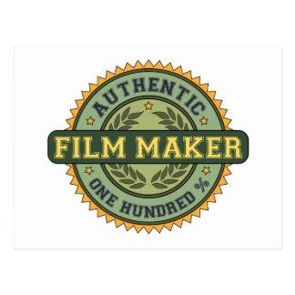 Authentic Film Maker Postcards
