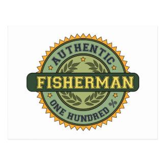 Authentic Fisherman Postcards