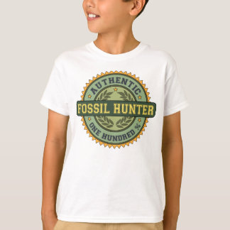 Authentic Fossil Hunter T-Shirt