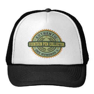 Authentic Fountain Pen Collector Trucker Hat